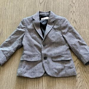 Toddler Boys Blazer Jacket SIZE 3-4T
